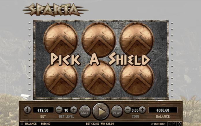Sparta, Habanero, Bonus Casino