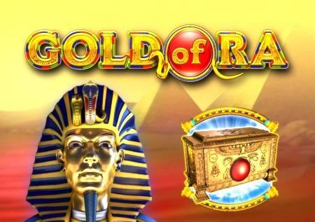 Gold of Ra – otkrijte tajne faraona i pronađite zlatnike!