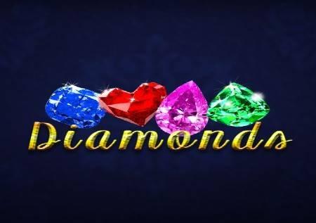 Diamonds – glamurozan video slot sa tri džekpota!