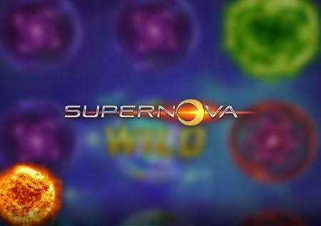Supernova – video slot koji donosi svemirske dobitke!
