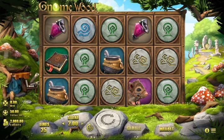 Gnome Wood, Online Casino Bonus