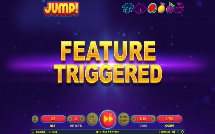 Online casino bonus, Jump, besplatni spinovi