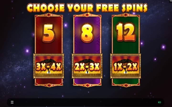 Besplatni spinovi, online casino bonus, African Quest