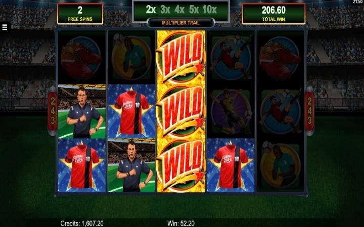 Football Star, online casino bonus
