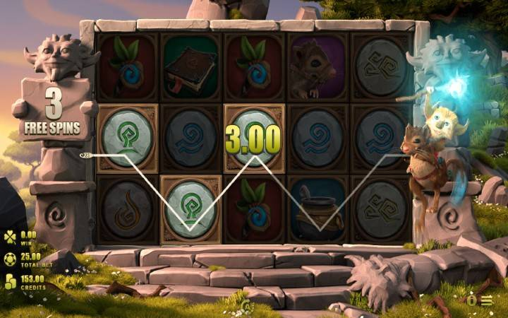 Online Casino Bonus, besplatni spinovi, Gnome Wood