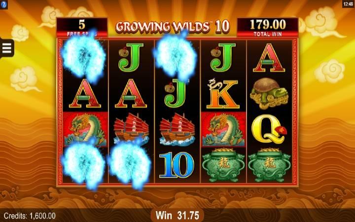 Emperor of the Sea, talasasti rilovi, online casino bonus
