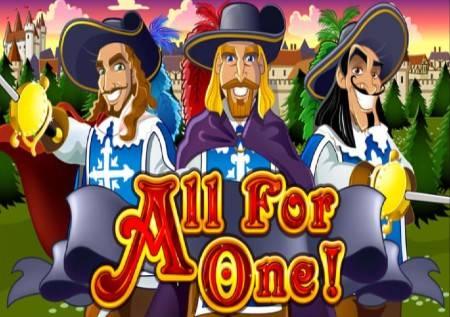 All For One – slot koji će vam ispričati priču o tri musketara