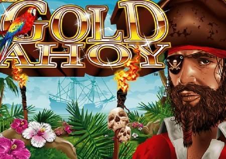 Gold Ahoy – piratski pozdrav u novom video slotu!