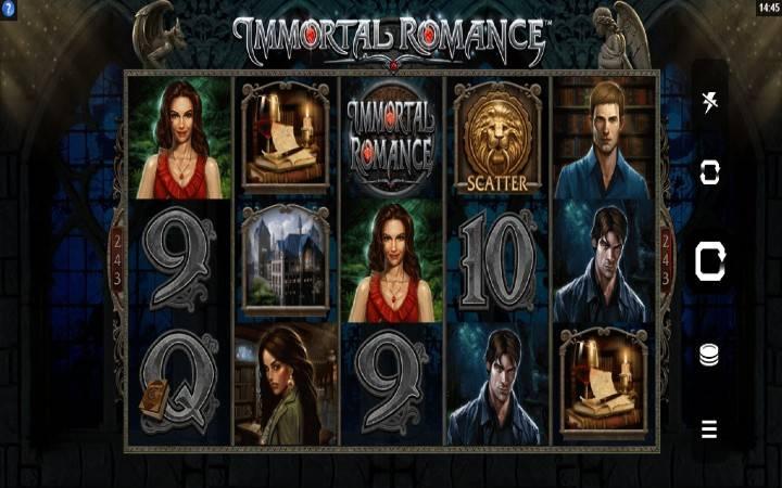 Immortal ROmance, Online Casino Bonus