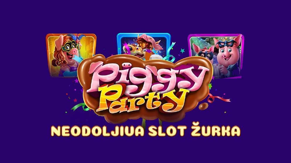 Ovoga puta Piggy Party pored zabave donosi i veliki dobitak!