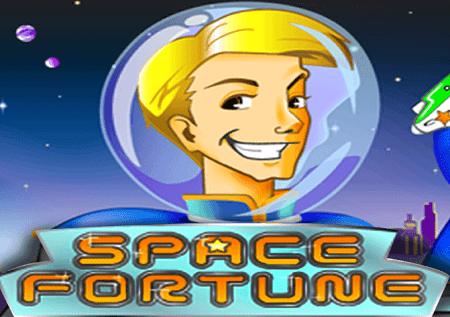 Space Fortune – kosmos je granica sjajnog provoda!