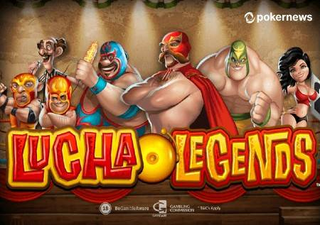Lucha Legends – kazino igra koja vas vodi pravo u ring!