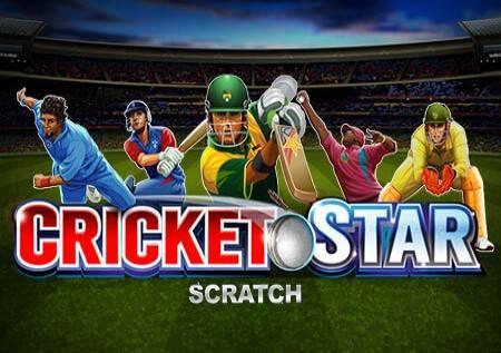 Cricket Star Scratch – slot koji lansira neverovatne dobitke!