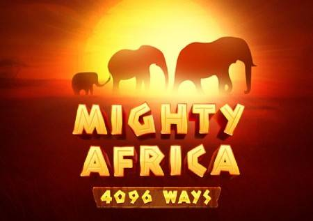 Mighty Africa – divlje zveri Afrike u novoj kazino igri!