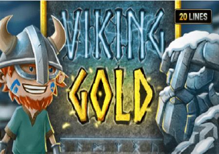 Viking Gold video slot donosi tri ledeno dobra džekpota!