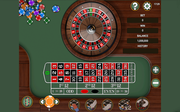 Titan Roulette, Expanse, Online Casino Bonus, Srećan broj