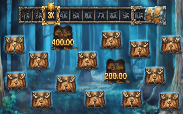 Wicked Tales: Dark Red, Microgaming, Online Casino Bonus