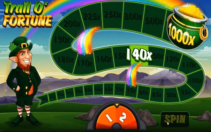 Lucky Leprechaun, Micorgaming, Online Casino Bonus