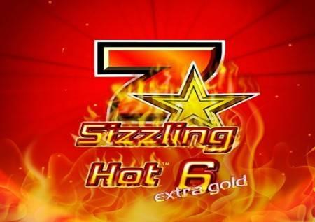 Sizzling Hot 6 Extra Gold – voćkice daju sjajne dobitke
