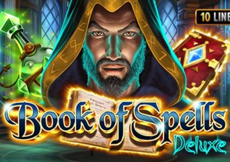 Book of Spells Deluxe – magija u obliku čarobne knjige!