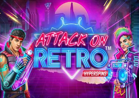 Attack on Retro – retro i futurizam u jednom video slotu!