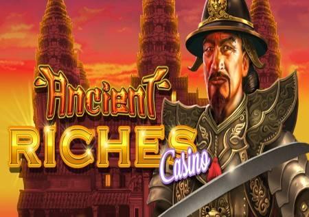 Ancient Riches Casino – zmaj donosi vatrene dobitke