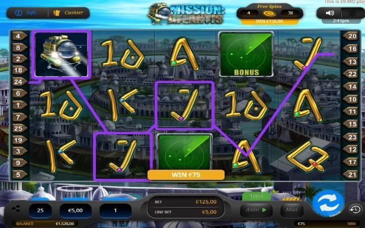 Besplatni Spinovi, Multiplikator, Online Casino Bonus