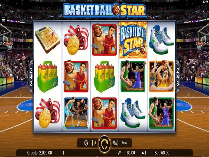 Basketball Star, Online casino Bonus, top 5 video slotova inspirisanih sportskom tematikom