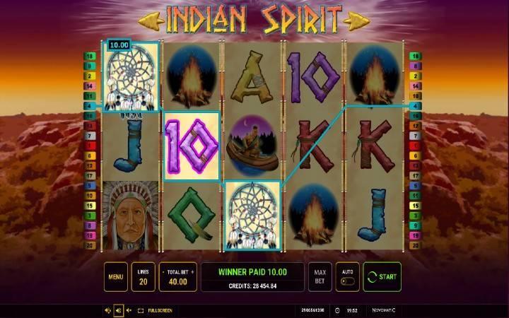 Online Casino Bonus, džokeri, Indian Spirit