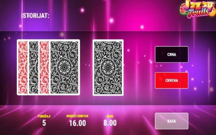 kockanje, Online Casino Bonus, Jazzy Fruits