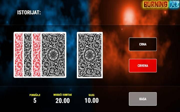 Kockanje, Online Casino Bonus, Burning Ice