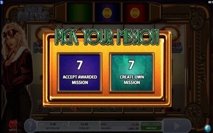 Besplatni Spinovi, Online Casino Bonus, Agent Valkyrie