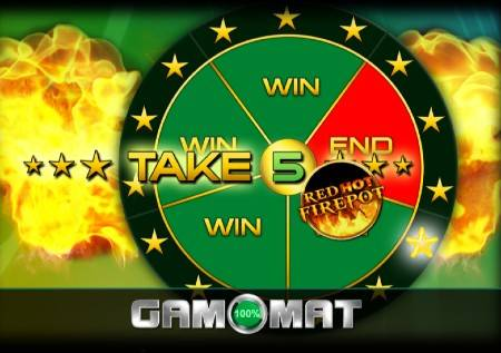 Take 5 – točak sreće i džekpotovi u novoj kazino igri