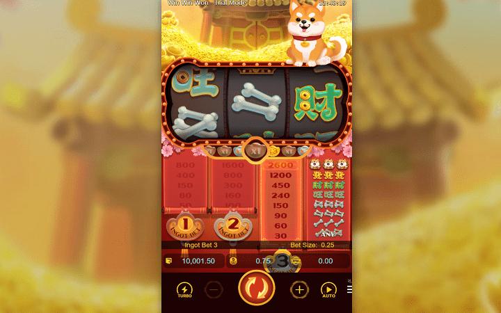 Win Win Won, PG Soft, Online Casino Bonus