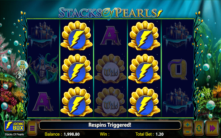 Stacks of Pearls, Microgaming, Online Casino Bonus