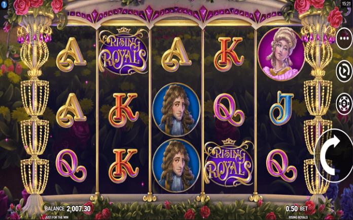 Rising Royals, Microgaming, Online Casino Bonus