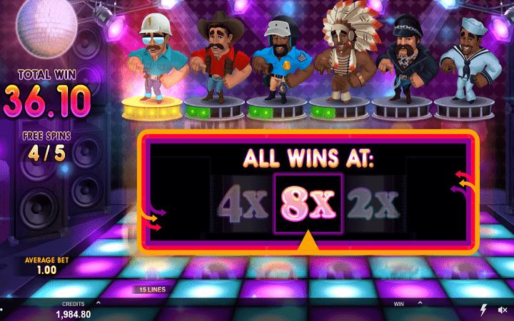 Village People, Microgaming, Online Casino Bonus