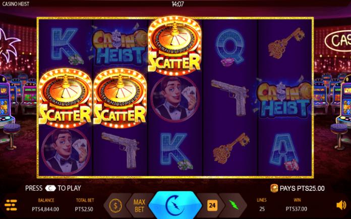 Expanse, Online Casino Bonus