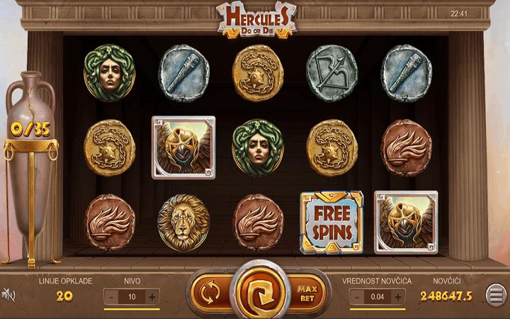 Leap, Online Casino Bonus