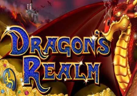 Dragons Realm – epska kazino bajka puna bonus rundi!
