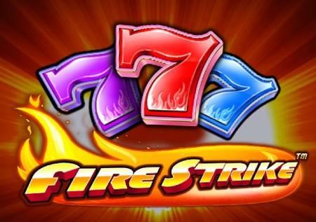 Fire Strike – neka vam vatreni plamen donese džekpot!