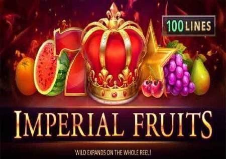 Imperial Fruits: 100 lines – kraljevska online kazino igra!