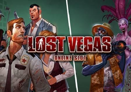 Lost Vegas – kazino apokalipsa u novom video slotu!