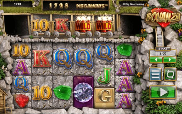 Bonanza, Microgaming, Online Casino Bonus