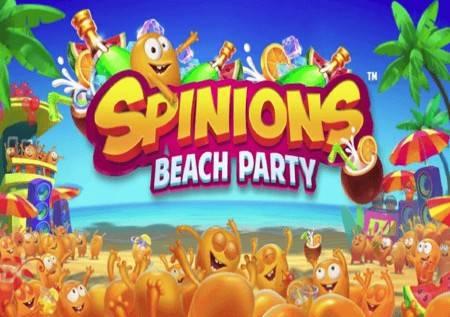 Spinions – Spinioni vam donose letnju žurku u video slotu