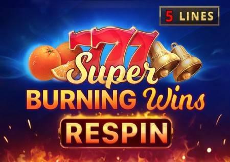 Super Burning Wins: Respin – voćkice koje daju više!