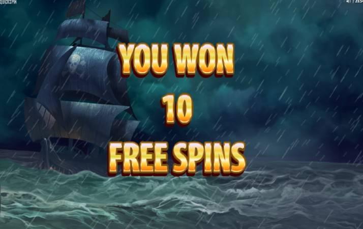 Besplatni Spinovi, Online Casino Bonus, Pirates Charm
