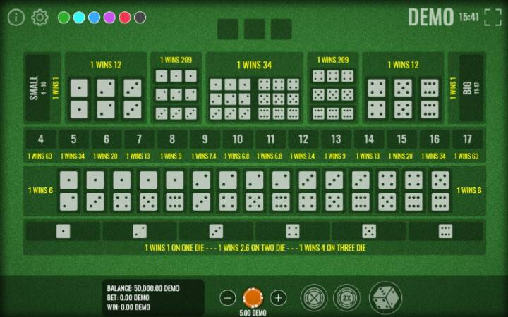 Sic Bo, Online Casino Bonus, Expanse Studios postigao saradnju
