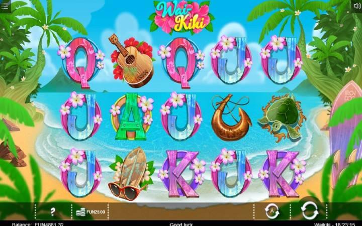 Wai Kiki, Online Casino Bonus, Iron Dog
