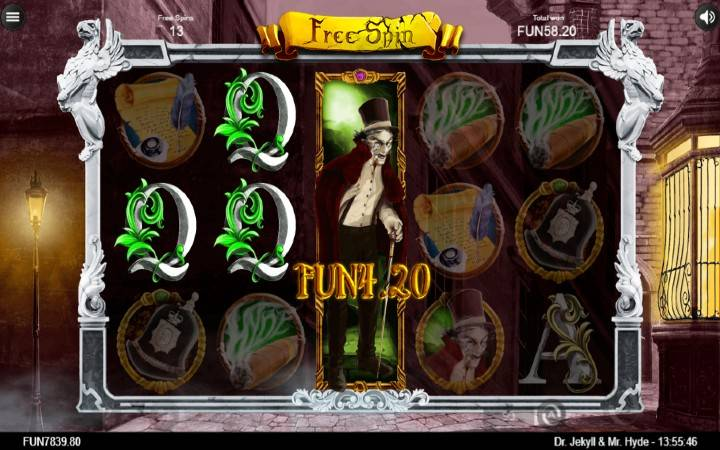 Dr Jekyll Potion Besplatni Spinovi, Online Casino Bonus